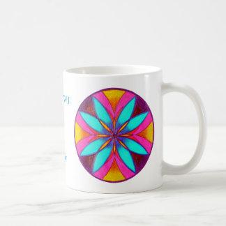 El poder está dentro tazas de café