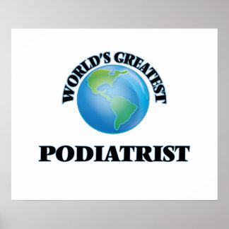 El Podiatrist más grande del mundo Poster