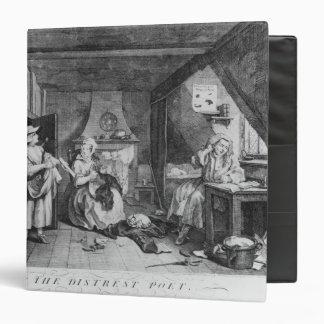 """El poeta apenado, 1740 carpeta 1 1/2"""""""