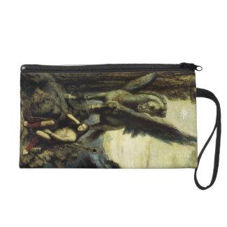 El poeta del viajero de Gustave Moreau