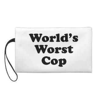 El poli peor del mundo