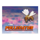 El Pollenator… Postal