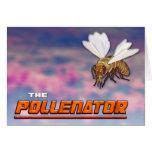 El Pollenator… Tarjetas