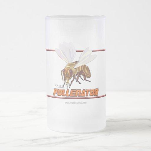 El Pollenator… Tazas De Café