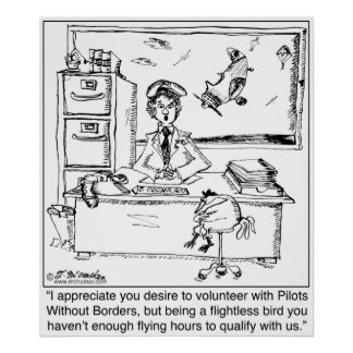El pollo carece horas de vuelo posters