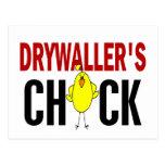 El polluelo 1 de Drywaller Postal