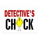 El polluelo 1 del detective postal