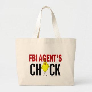 El polluelo del agente del FBI Bolsas
