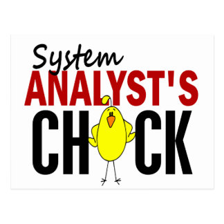 El polluelo del analista de sistemas postales