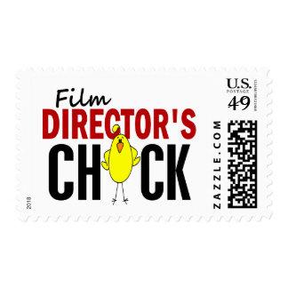 El polluelo del director de cine envio