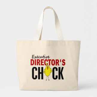 El polluelo del director ejecutivo bolsa de mano