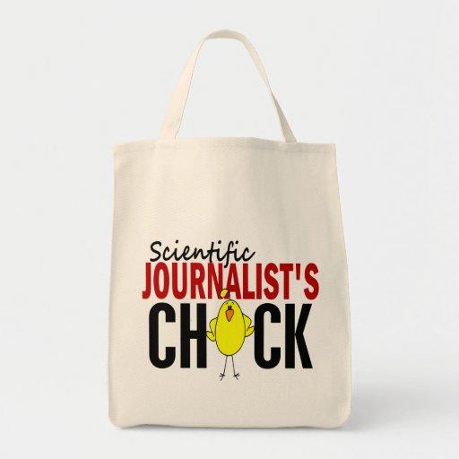 El polluelo del periodista científico bolsa