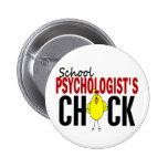 El polluelo del psicólogo de la escuela pin