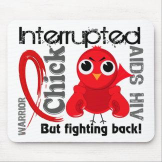 El polluelo interrumpió 3 SIDA Alfombrillas De Ratones