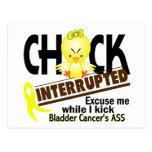 El polluelo interrumpió al cáncer de vejiga 2 postal