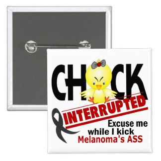 El polluelo interrumpió el melanoma 2 pin