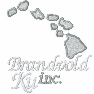El polo de los hombres de Brandvold Ku inc.