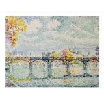 El Pont des Arts, 1928 Postales