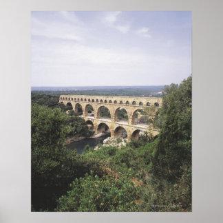 El Pont du Gard Impresiones