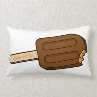 El Popsicle de la moca me muerde almohada
