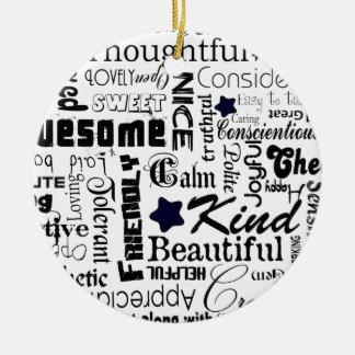 El positivo redacta tipografía ornamentos de reyes magos