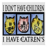 El poster de Catren