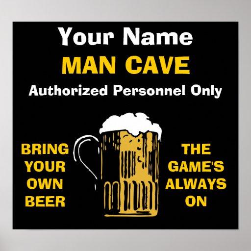 El poster de la cueva del hombre AÑADE SU NOMBRE