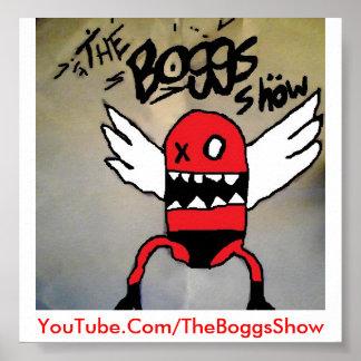 ¡El poster de la demostración de Boggs!