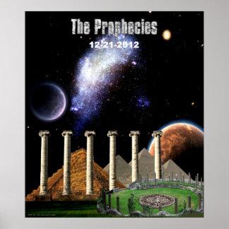 El poster de las profecías