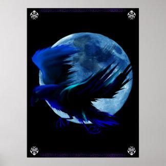El poster del cuervo