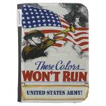 """""""El poster del Ejército del EE. UU. de WWI enciend"""
