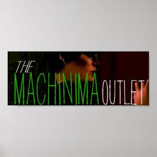 El poster del mercado de Machinima