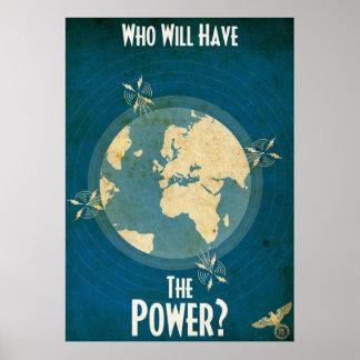 El poster del poder