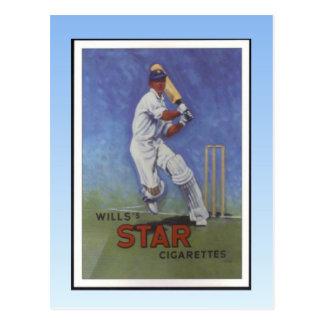 El poster del vintage, voluntades protagoniza los  postales