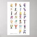 El poster GRANDE de Alphadance