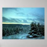 El poster ideal de un invierno