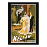 """El poster """"ido"""" más grande de la maravilla de invitación 12,7 x 17,8 cm"""