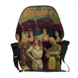 El poster musical 1903 del vintage de mago de Oz Bolsa De Mensajería