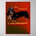 El poster original del Lowrider