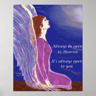 El poster siempre abierto del cielo