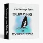 El practicar surf es todo las camisetas y los rega