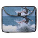 El practicar surf fresco funda para macbooks