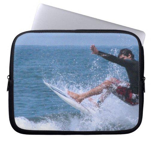 El practicar surf fresco mangas computadora