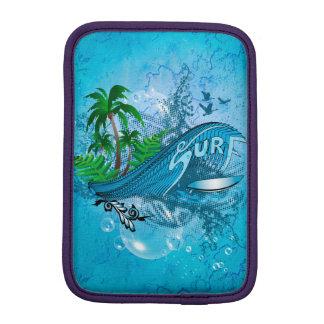 El practicar surf fundas para iPad mini