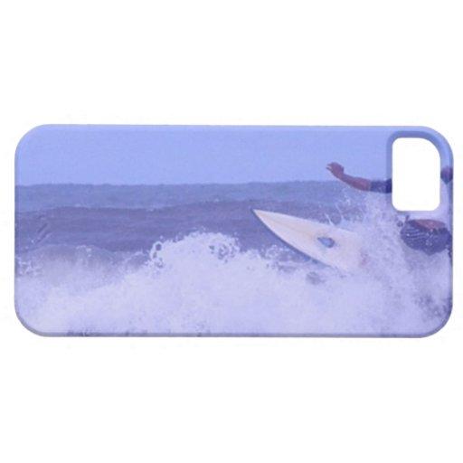 El practicar surf iPhone 5 protector