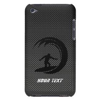 El practicar surf liso Case-Mate iPod touch fundas