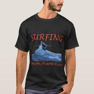 El practicar surf, Rincón Playera
