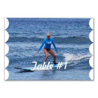 El practicar surf