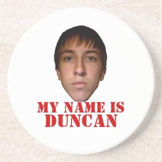 El práctico de costa 2010, mi nombre es Duncan Posavasos Personalizados