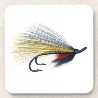 el práctico de costa m1 de los flyfisher posavasos de bebida